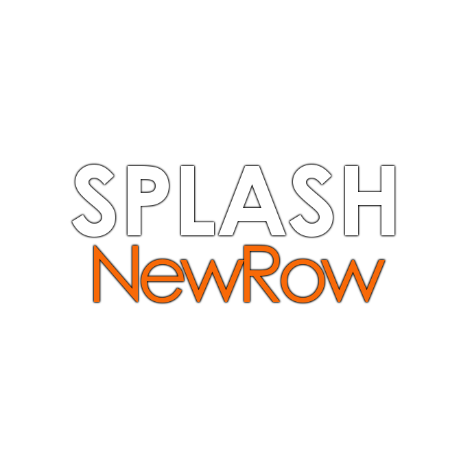 Splash New Row